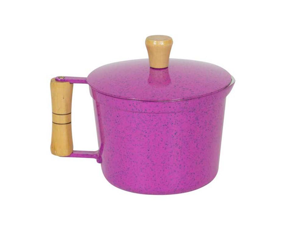 Fervedor AlumÍnio Fundido - Pink
